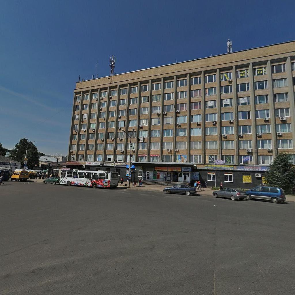 Бизнес Центр на ул. Кашена, 1