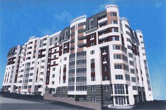 жилой комплекс Знаменская 45
