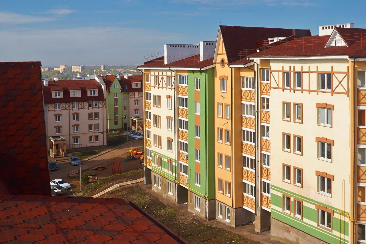 купить квартиру в ЖК Французский двор