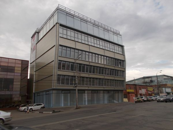 Бизнес-центр Shev (Шев)