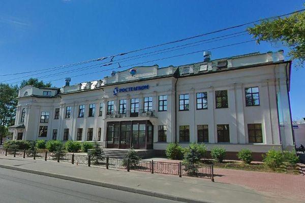 Офисное здание на ул. Зосимовская, 28
