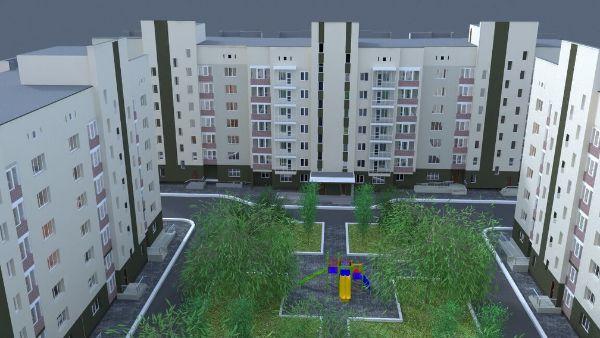 2-я Фотография ЖК «Миргород»
