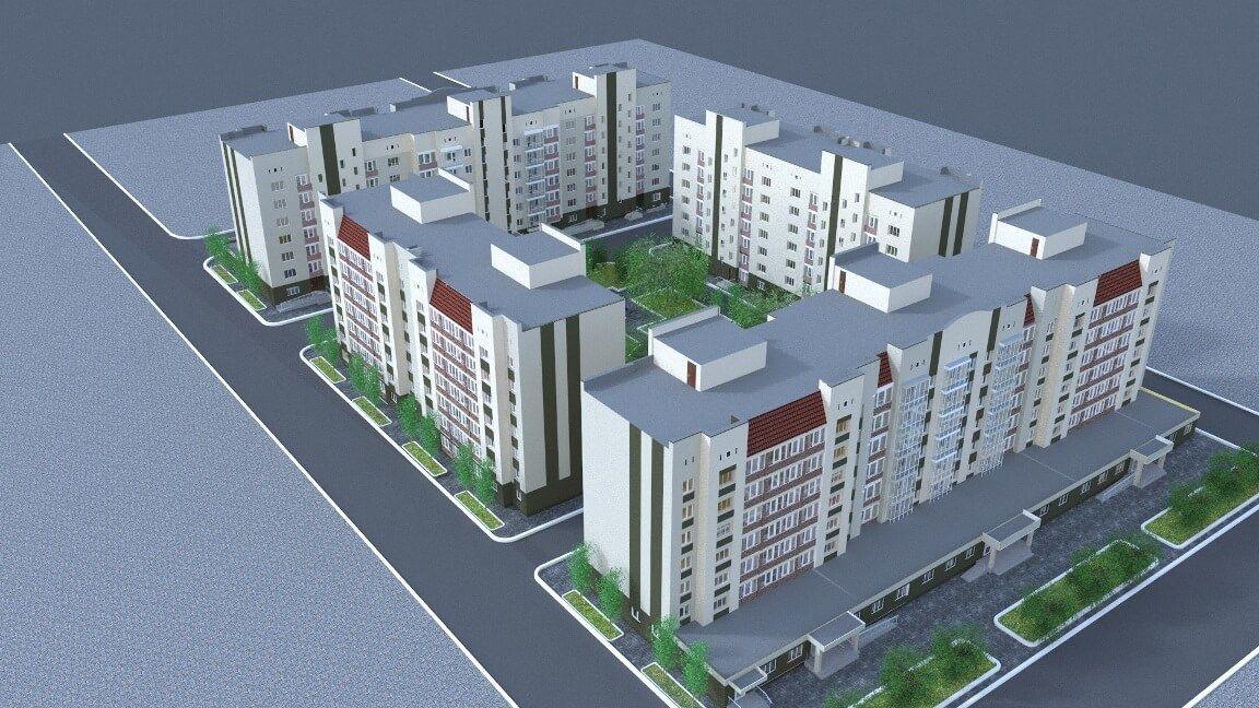 купить квартиру в ЖК Миргород