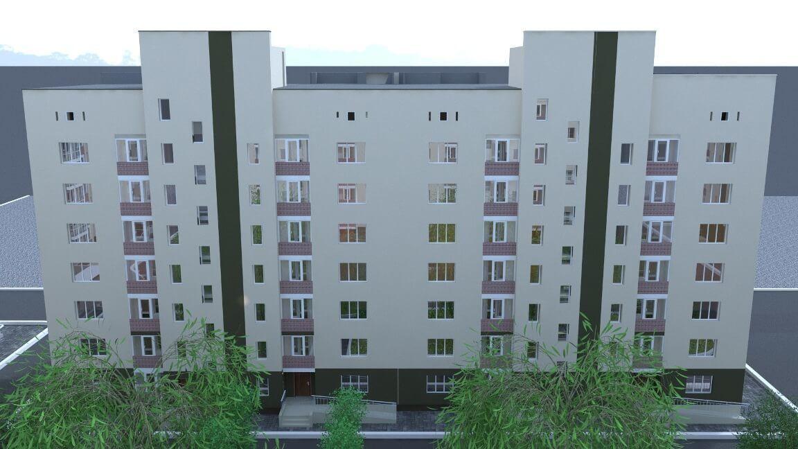 ЖК Миргород