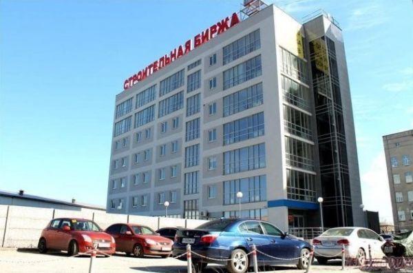 Бизнес-центр на ул. Родионова, 192Д