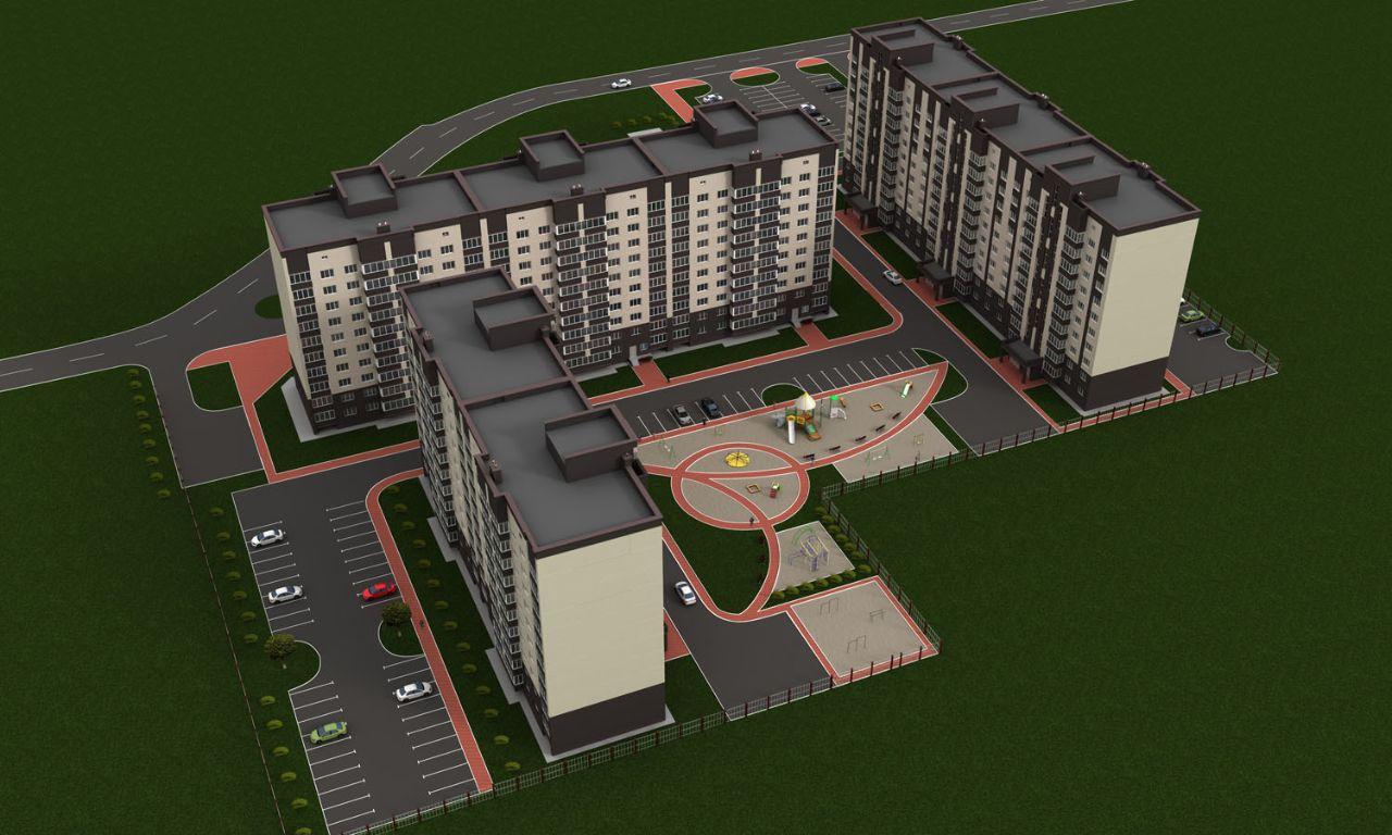 жилой комплекс Центральный