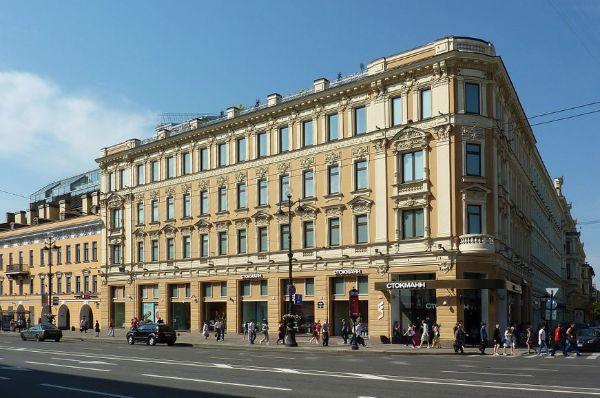 Торгово-офисный комплекс Стокманн Невский Центр