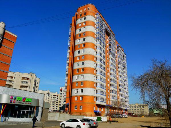 1-я Фотография ЖК «ул. Шилова, 43»