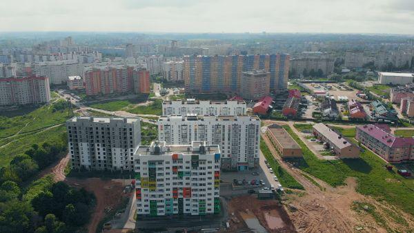 3-я Фотография ЖК «Ново-Киселево»