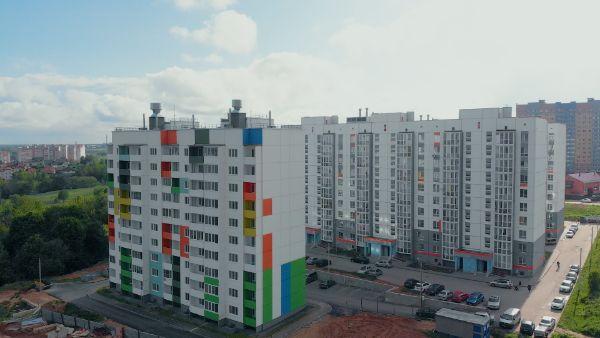 2-я Фотография ЖК «Ново-Киселево»