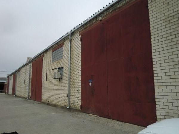 Складской комплекс ЮгБаза