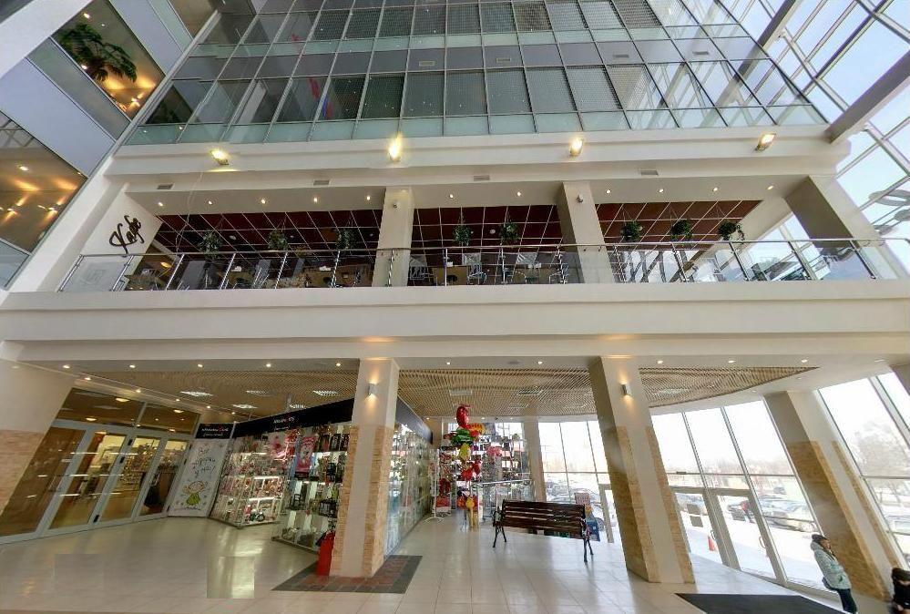 Торгово-развлекательном центре Модный Бульвар