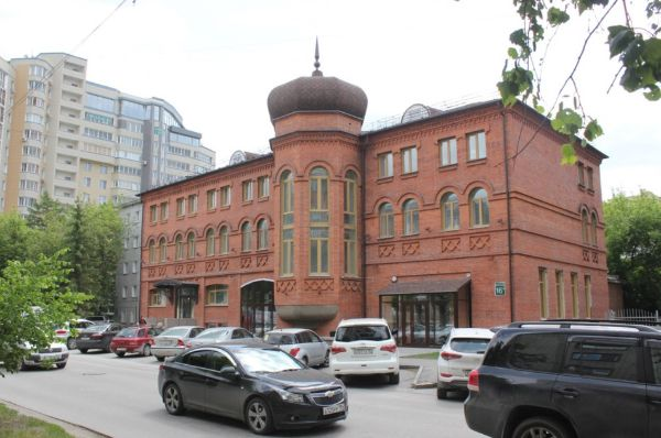 Офисное здание на ул. Ядринцевская, 16А
