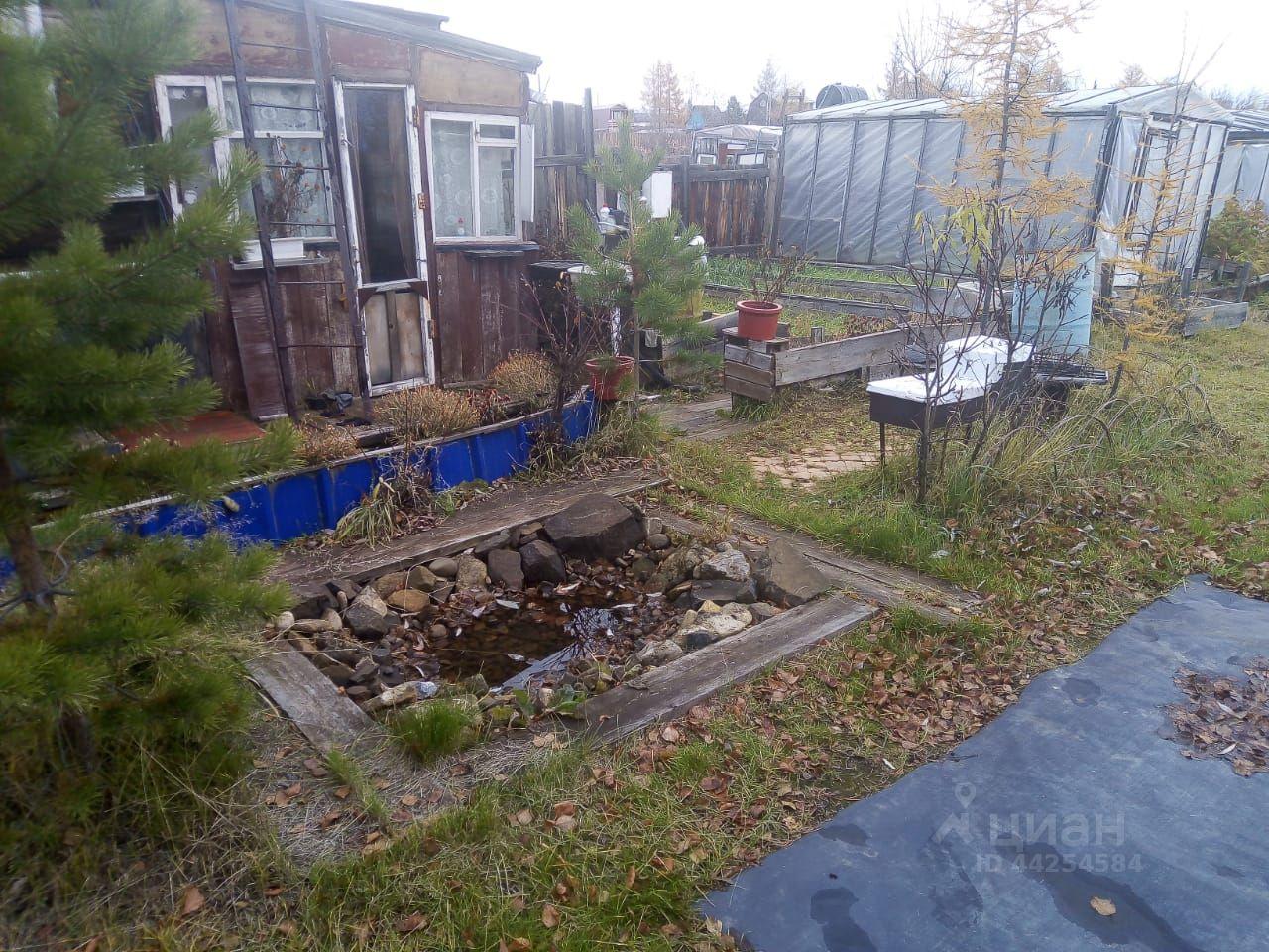 Продажа дома 17м² Саха (Якутия) респ., Мирный, 6 - база ЦИАН, объявление 219808792