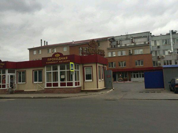 Отдельно стоящее здание в проезде Мальцева, 4