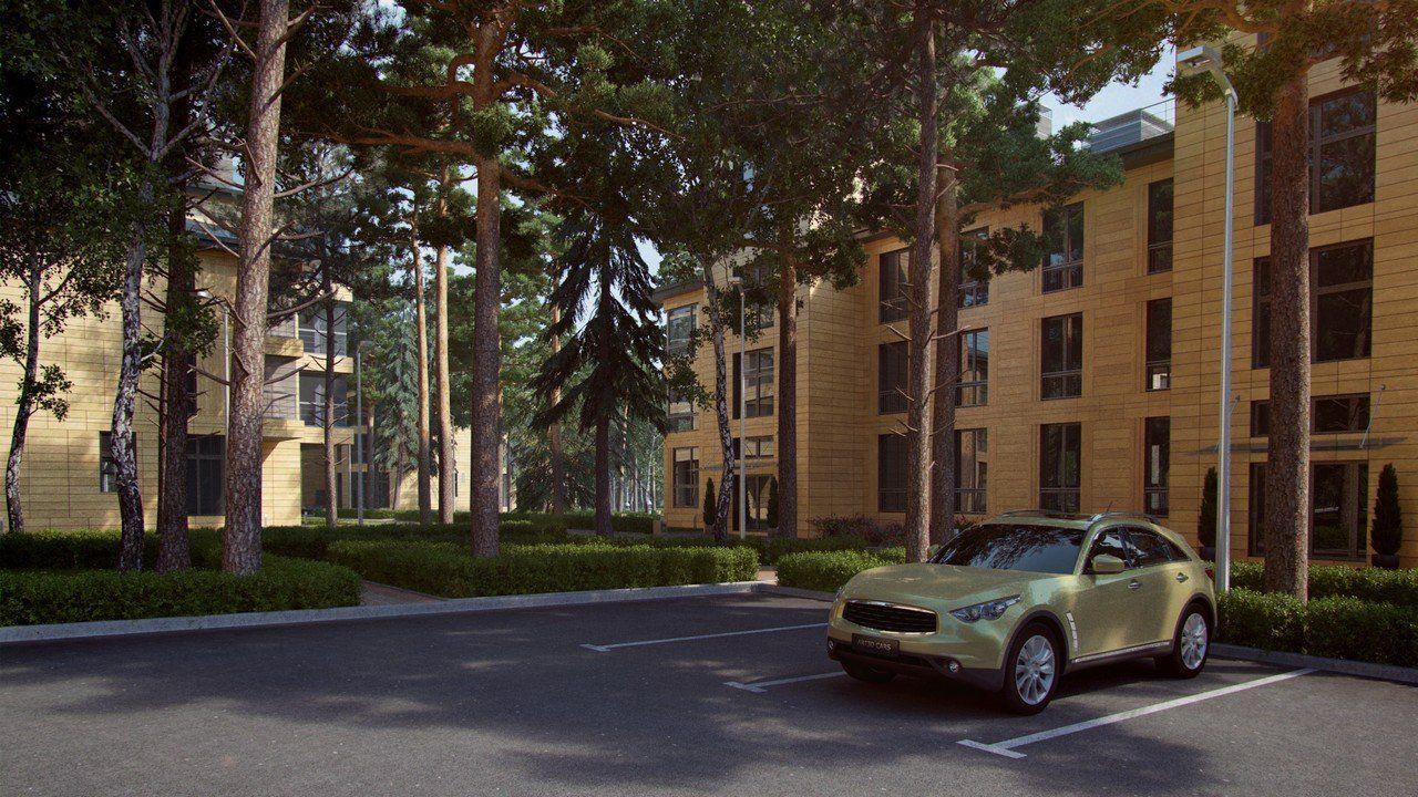 жилой комплекс Первая линия. Apartments