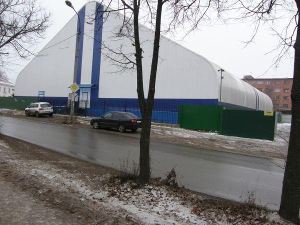 Отдельно стоящее здание на ул. Евгения Клевцова, 6