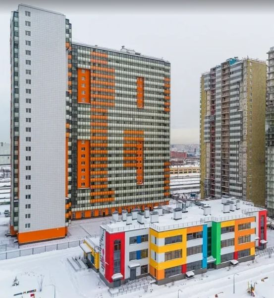 12-я Фотография ЖК «UP-квартал Комендантский»