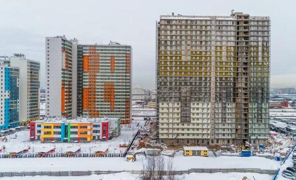 13-я Фотография ЖК «UP-квартал Комендантский»