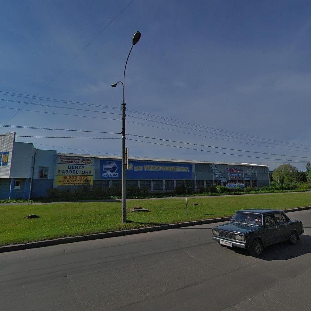 Складском комплексе на ул. Нехинская, 59