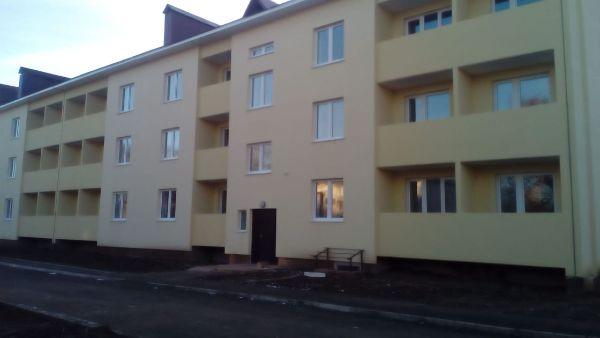 1-я Фотография ЖК «по ул. Байкальская, 8»