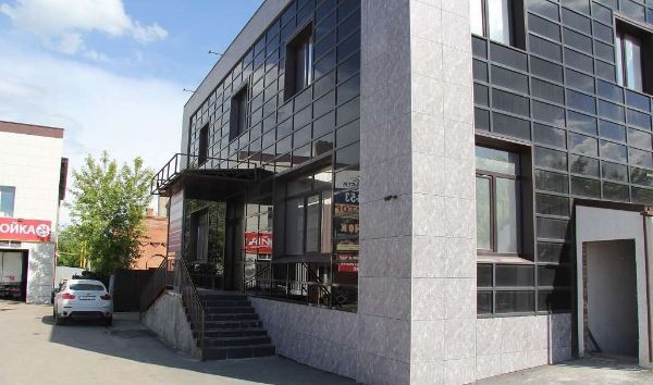 Отдельно стоящее здание на ул. Станкозаводская, 40А