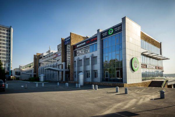 Бизнес-центр Речной вокзал