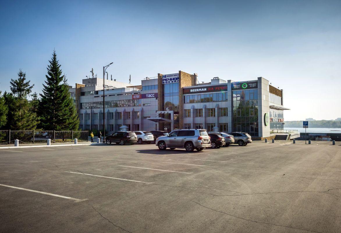 аренда помещений в БЦ Речной вокзал