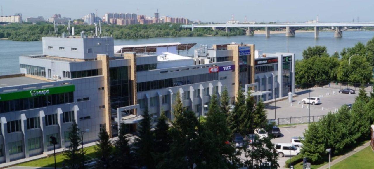БЦ Речной вокзал