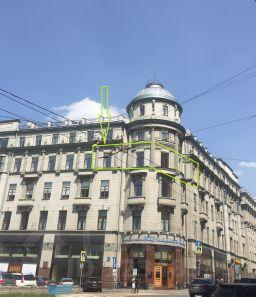 Снять офис в городе Москва Кузнецкий мост Арендовать помещение под офис Тенистый проезд