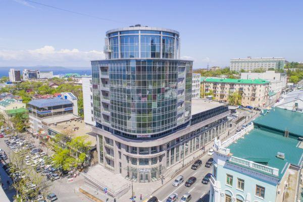 Торгово-офисный комплекс SkyCity (СкайСити)