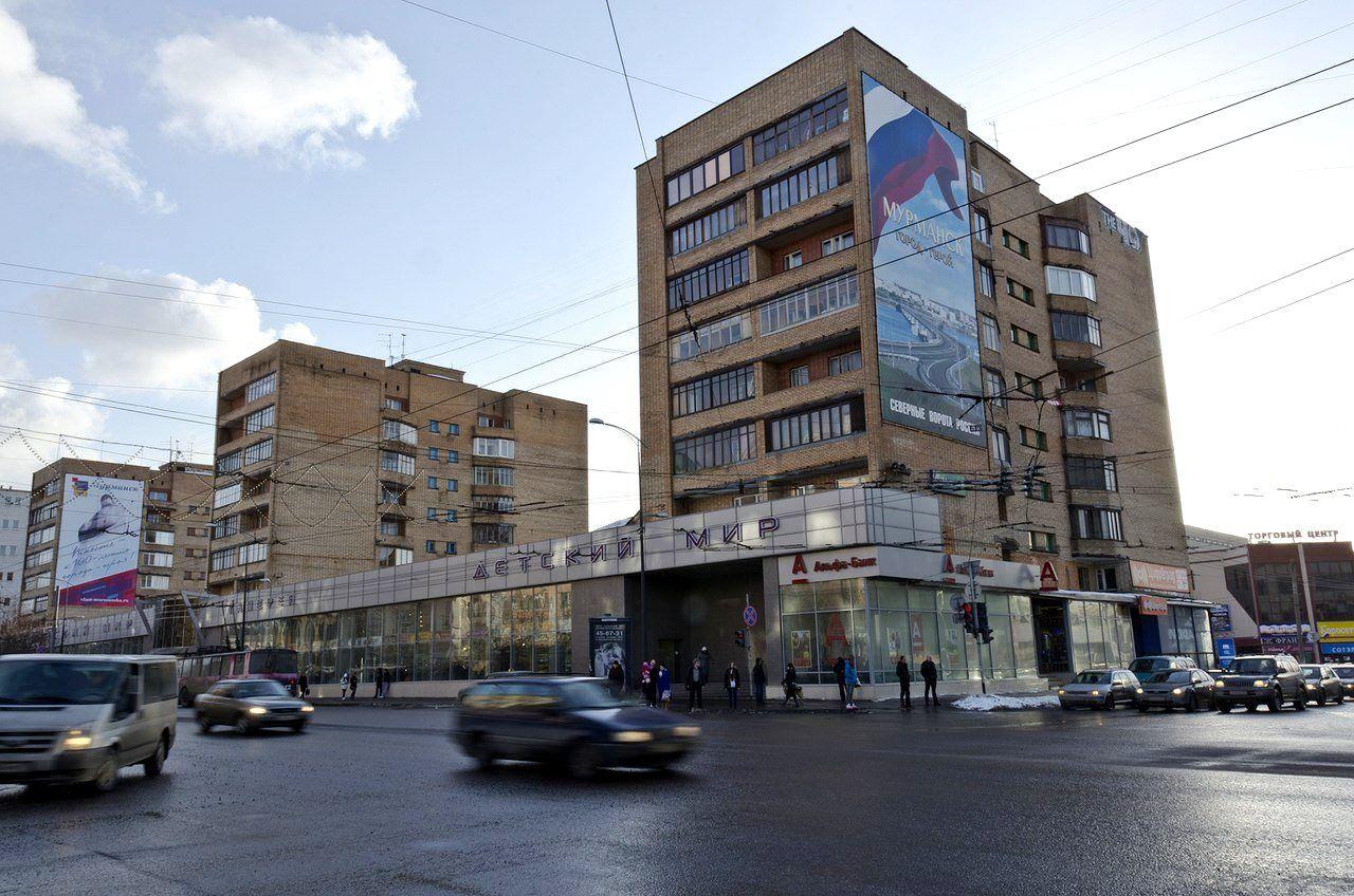 ТЦ Детский мир – аренда и продажа торговых помещений в Торговом ... effd0a47263