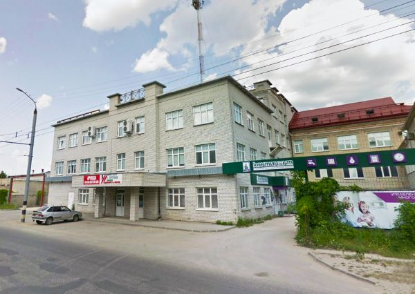Офисное здание на ул. Муромская, 24