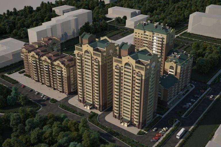 купить квартиру в ЖК Рябиновый сад