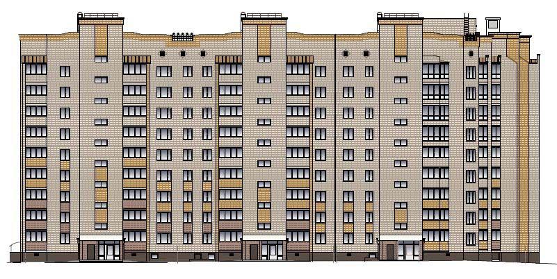 жилой комплекс бульвар Эгерский 36