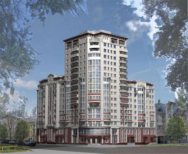 Офисное здание на ул. Советская, 9