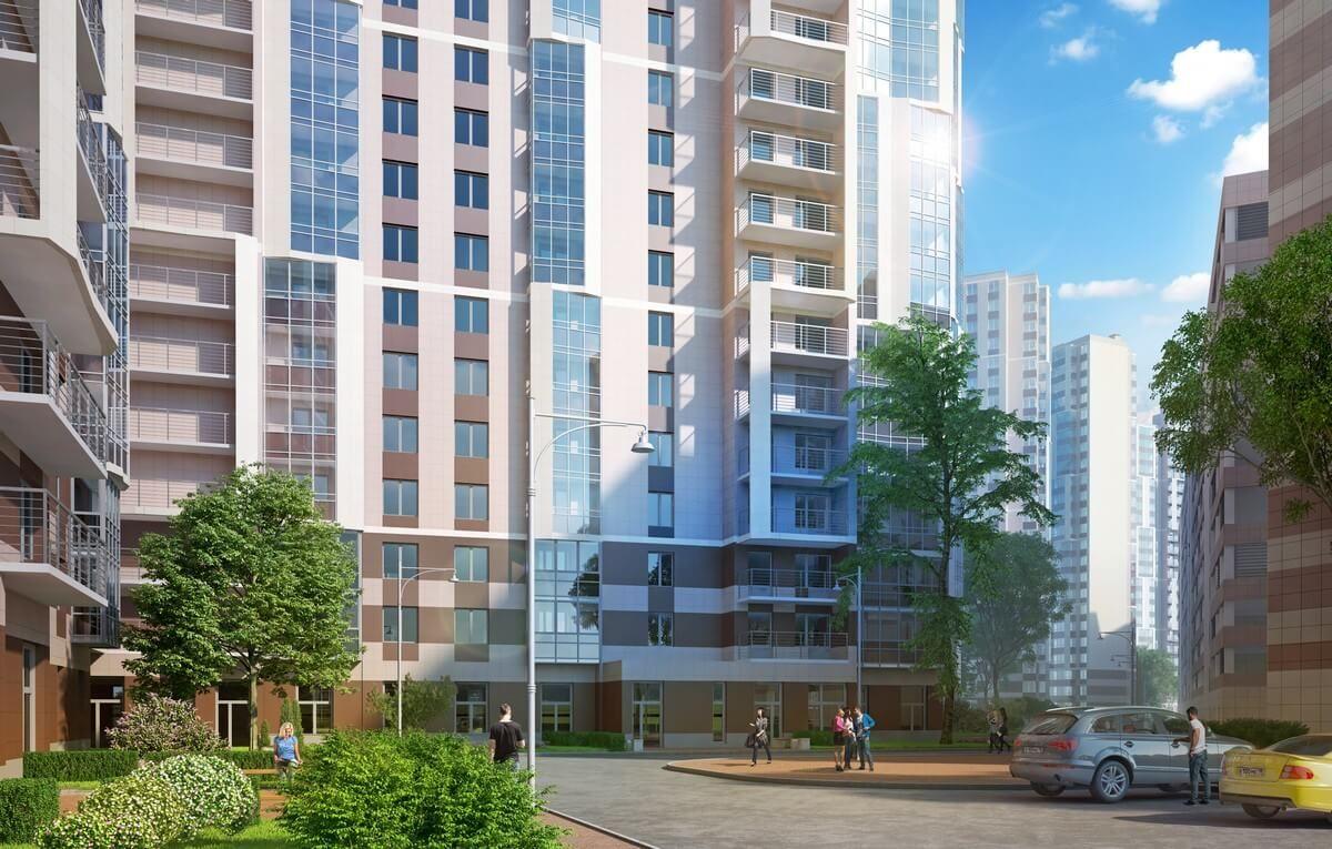 жилой комплекс UP-квартал Московский