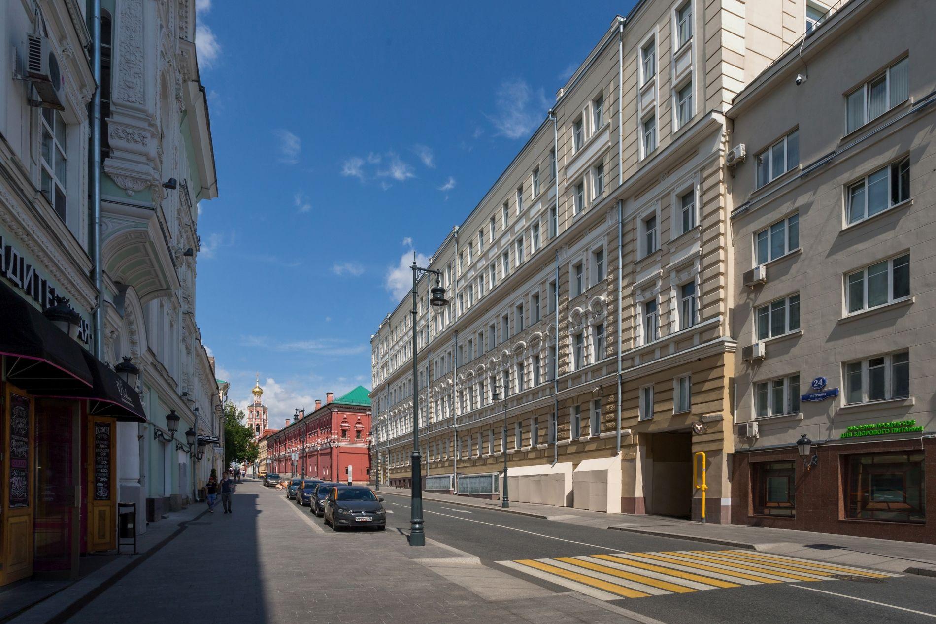 жилой комплекс La Rue (Петровка, 26)
