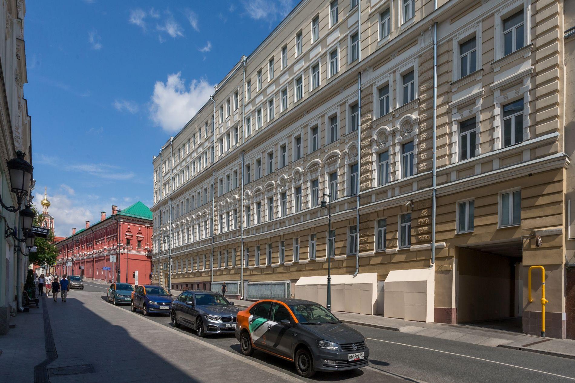 купить квартиру в ЖК La Rue (Петровка, 26)
