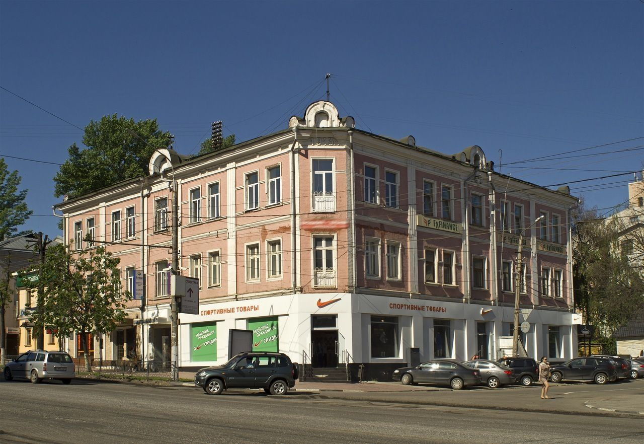 продажа помещений в БЦ на проспекте Ленина, 30