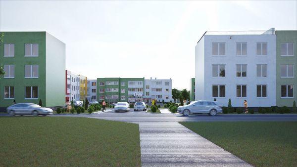 2-я Фотография ЖК «Зеленый квартал»