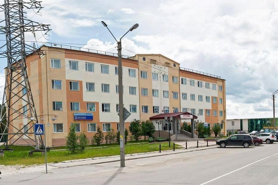 аренда помещений в БЦ на ул. Советская, 18