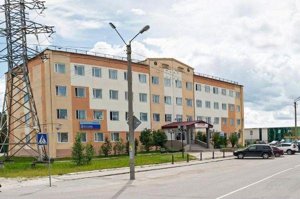Офисное здание на ул. Советская, 18