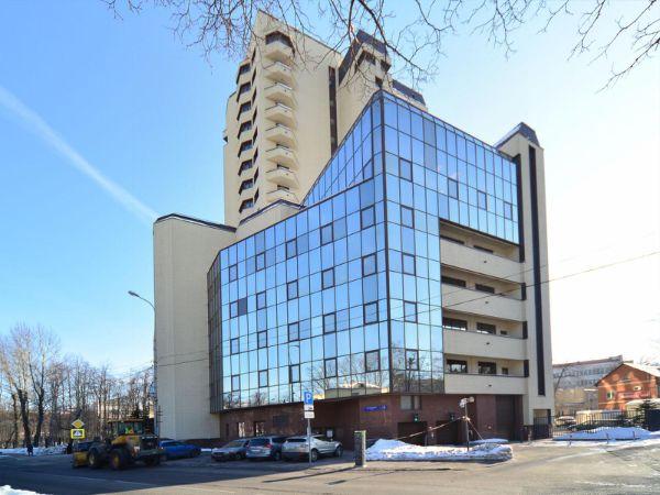 Офисно-жилой комплекс Донской Посад