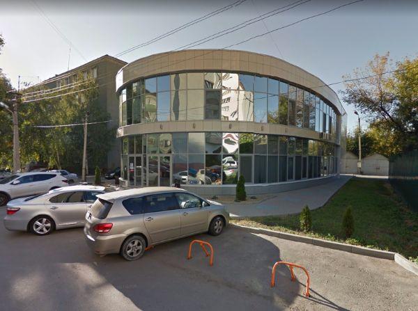 Отдельно стоящее здание на ул. Пугачёва, 7