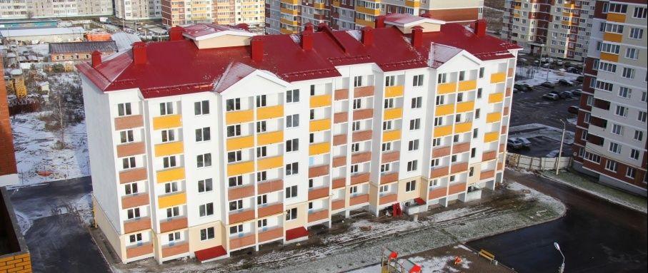 купить квартиру в ЖК Миндаль