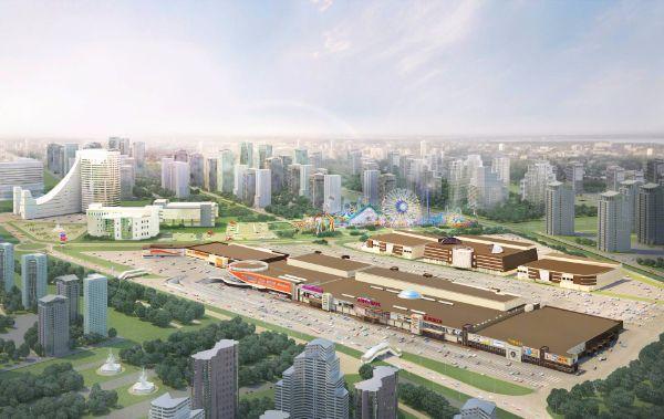 Торгово-развлекательный центр АЭРО ПАРК