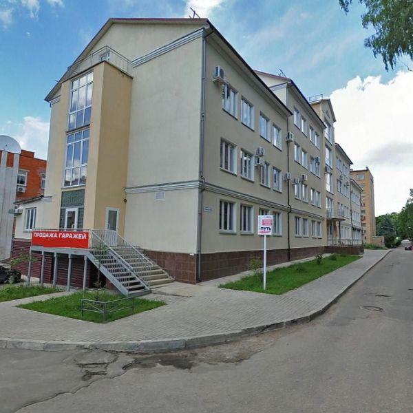 Бизнес-центр на переулке Чуриловский, 19