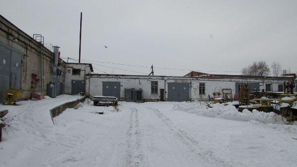 Производственно-складской комплекс на ул. Индустриальная, 22