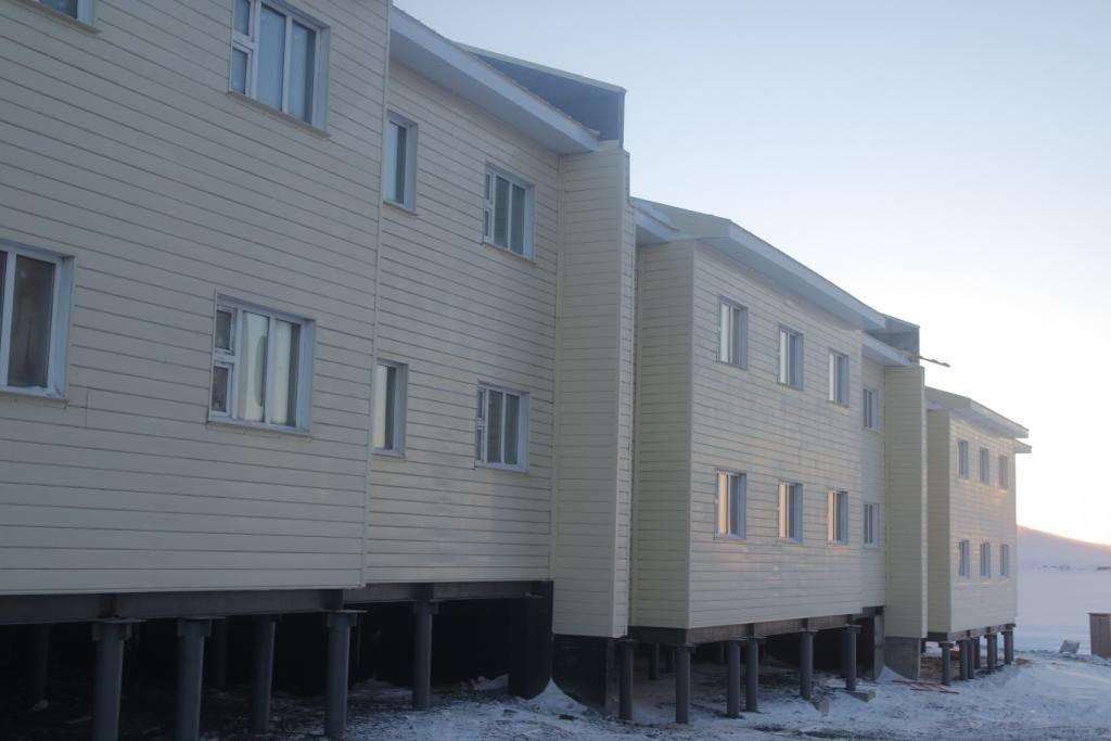 жилой комплекс по ул. Ленина, 34 (Уэлен)